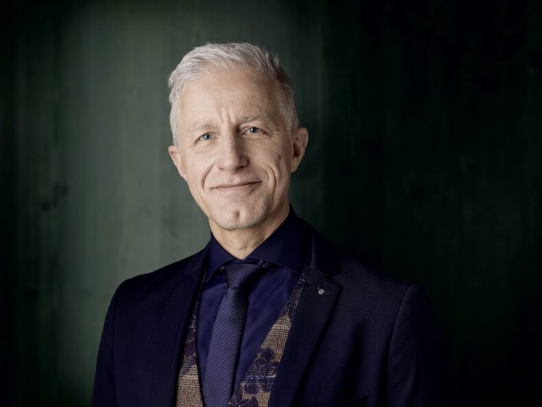 Mathias Gabathuler Portrait